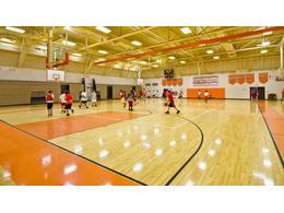 体育馆地板翻新保养方法