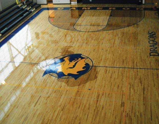 木地板刷漆