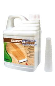 凯美沃标准水性木地板面漆