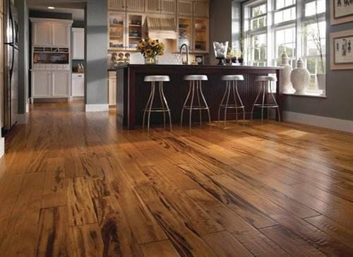木地板打磨多少钱