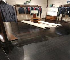 Zegna杰尼亚地板修复保养重涂效果